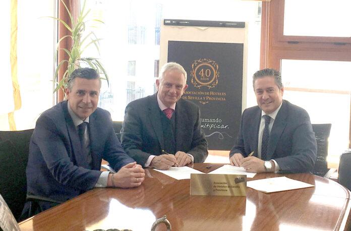 Astersa ofrecerá a los hoteles de Sevilla asesoramiento integral especializado.