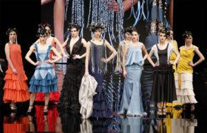 Diseños de Rocío LLaca en la Edición de Simof del año 2017.