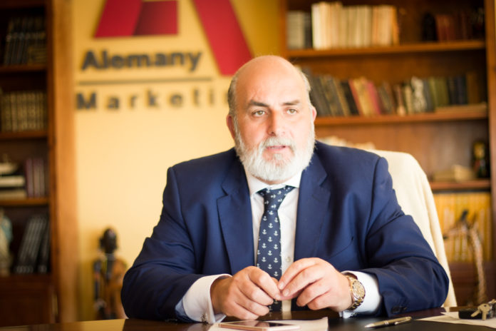Miguel Alemany, empresario y profesional del Marketing.