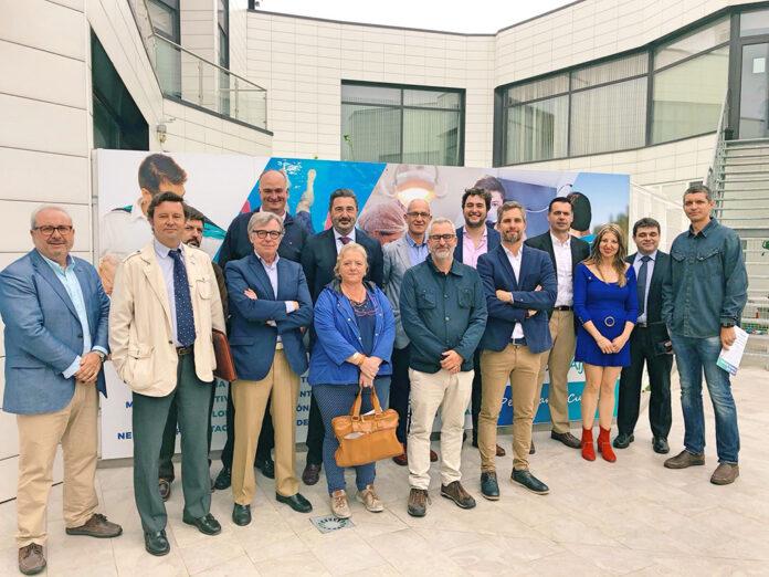 El Centro Empresarial CMIS celebra su networking de Mayo en Espartinas.