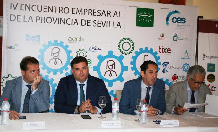 La CES y la Diputación abogan por el asociacionismo empresarial para afianzar la innovación y el crecimiento.
