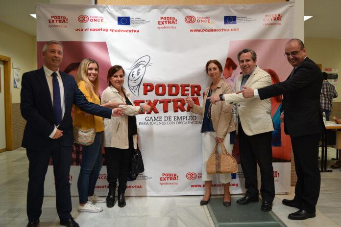 Más de 300 jóvenes con discapacidad de Andalucía participan en el