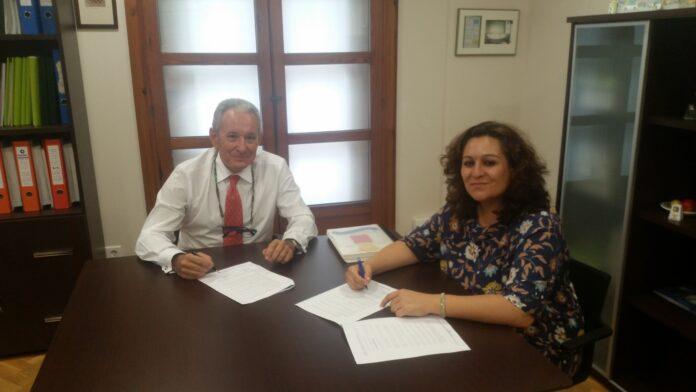 Aussa y Foro Marketing Sevilla renuevan su compromiso de patrocinio.