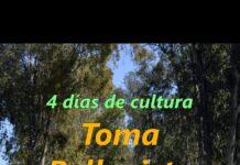 Cuatro días de jornada cultural en Bellavista del 4 al 7 de octubre.
