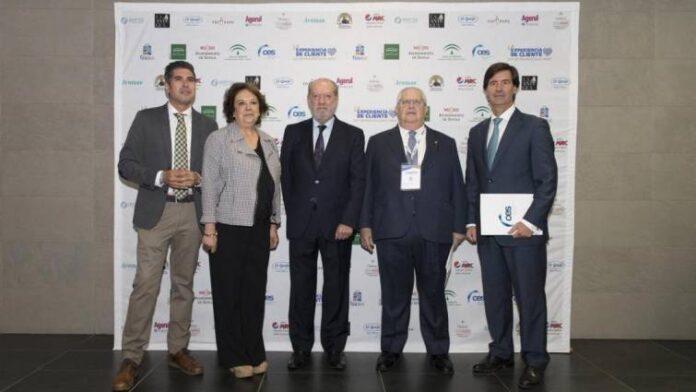 Feicase (Federación Provincial de Empresarios de Industria y Comercio de Alimentación, Droguería, Perfumería y Afines de Sevilla) celebra su segundo congreso.