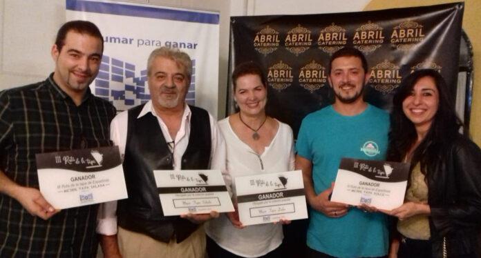 Espartinas entrega los premios de la III Ruta de la Tapa.