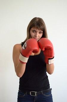 Los beneficios de practicar boxeo.