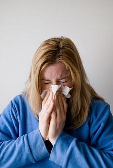 Consejos para prevenir los resfriados y la gripe.