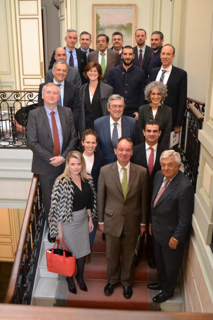 El Embajador de Bélgica anima a los empresarios sevillanos a invertir en su país.