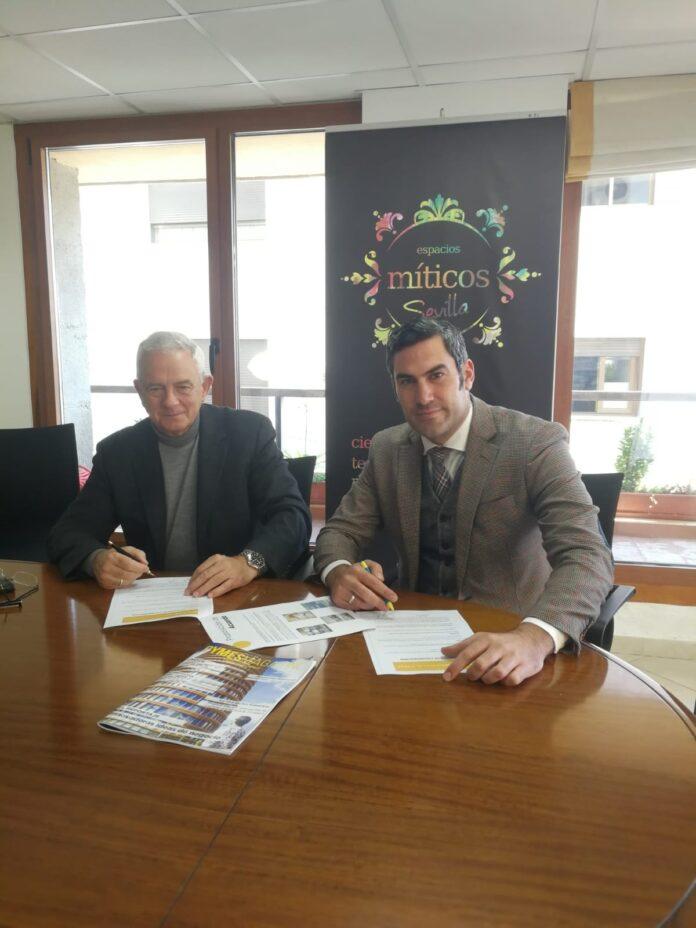PYMES Magazine y la Asociación de Hoteles de Sevilla firman un acuerdo de colaboración.