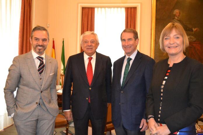 Cámara de Comercio de Sevilla, jornada sobre políticas comerciales con EEUU